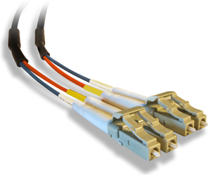 LC/LC Duplex 62.5/125 �m Glass Patch Cords